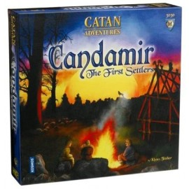 Catan Adventures - Candamir The First Settlers (Board Game)