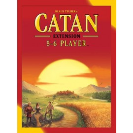 Catan - 5-6 Player Extension (Board Game)