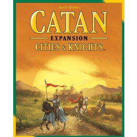 Catan Cities & Knights (Board Game)