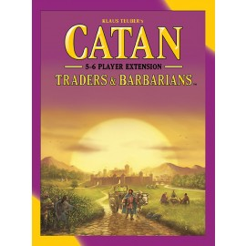Catan: Traders & Barbarians – 5-6 Player Extension (Board Game)