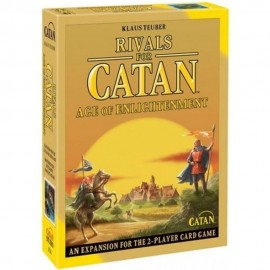 The Rivals for Catan: Age of Enlightenment (Board Game)