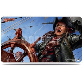 Playmat: Captain Lannery Storm (MTG)