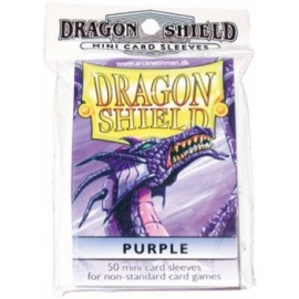YGO Sleeves : Purple (Classic)
