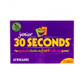 30 Seconds Junior Afrikaans (Board Game)
