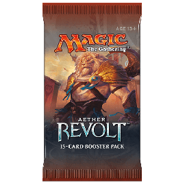 MTG - Magic the Gathering: Aether Revolt: Boosters