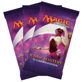 MTG – Magic the Gathering: Iconic Masters Booster (PREORDER)