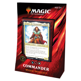 Magic the Gathering Commander 2019 Mystic Intellect