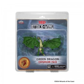 Attack Wing Green Dragon Expansion Pack (Miniatures)