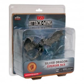 Attack Wing Silver Dragon Expansion Pack (Miniatures)