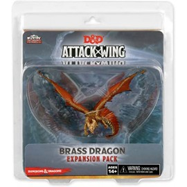 Attack Wing Brass Dragon Expansion Pack (Miniatures)