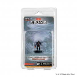 Attack Wing Human Barbarian (Fire Cult) Expansion Pack(Miniatures)