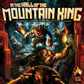 In the Hall of the Mountain King (Board Game)