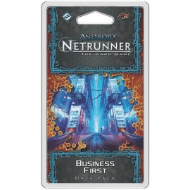 Android: Netrunner – Business First (Card Game)