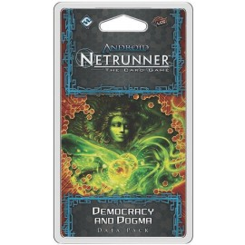 Android: Netrunner – Democracy and Dogma (Card Game)