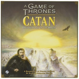 Catan Game of Thrones (Brotherhood of the Watch)