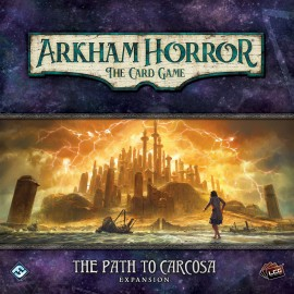 Arkham Horror The Card Game - The Path to Carcosa (Card Game)