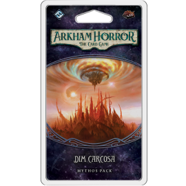 Arkham Horror The Card Game - Dim Carcosa Mythos Pack (Card Game)