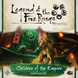 Legend of the Five Rings The Card Game - Children of the Empire Expansion (Card Game)