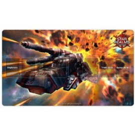 Playmat: Battle Mech (Star Realms)