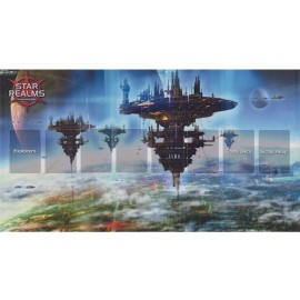Playmat: Capital World (Star Realms)