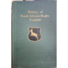 History of South African Rugby Football