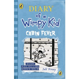 Diary of a Wimpy Kid book 6: Cabin Fever