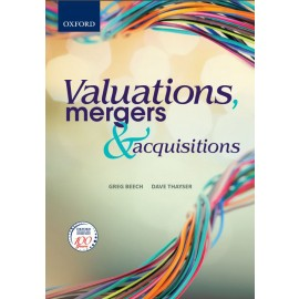 E-book Valuations, Mergers and Acquisitions