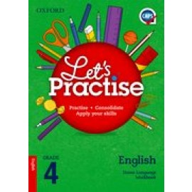 Oxford Let's Practise English Home Language Grade 4 Practice Book