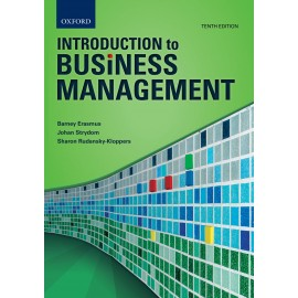 E-book Introduction to Business Management