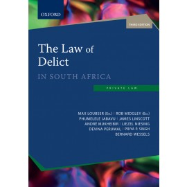 E-book The Law of Delict in South Africa 3e