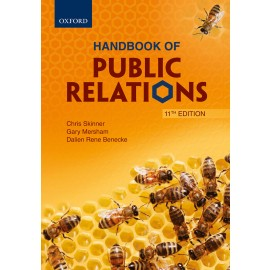 E-book Handbook of Public Relations 11e