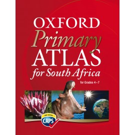 E-book Oxford Primary Atlas for South Africa