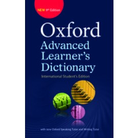 Oxford Advanced Learner's Dictionary, 8th Edition: International Student's Edition (only available in certain markets) (9780194799515)