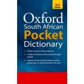 South African Pocket Oxford Dictionary