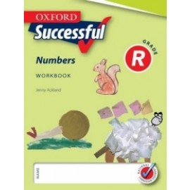 Oxford successful numbers : Workbook 4 : Gr R