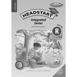 Headstart Integrated Series Grade R Teacher's Book
