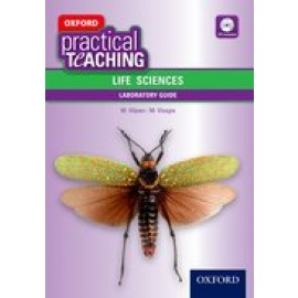 Oxford Practical Teaching: Life Sciences Laboratory Guide (Paperback including free CD)