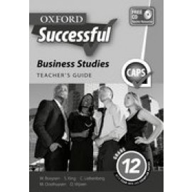 Oxford successful business studies: Gr 12: Teacher's guide
