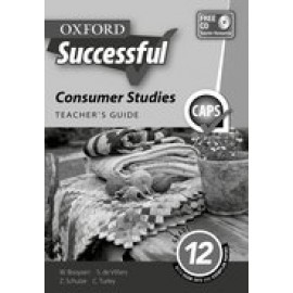Oxford successful consumer studies: Gr 12: Teacher's guide