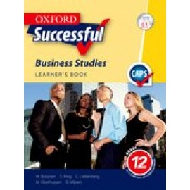Oxford successful business studies: Gr 12: Learner's book