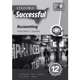 Oxford successful accounting: Gr 12: Teacher's guide