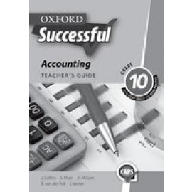 Oxford successful accounting CAPS: Gr 10: Teacher's guide