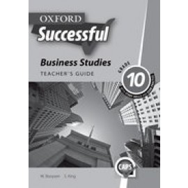 Oxford successful business studies CAPS: Gr 10: Teacher's guide