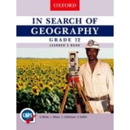 In search of geography: Gr 12: Learner's book