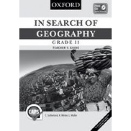 In search of geography: Gr 11: Teacher's guide