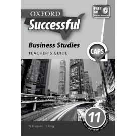 Oxford successful business studies: Gr 11: Teacher's guide