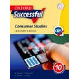 Oxford successful consumer studies CAPS: Gr 10: Learner's book