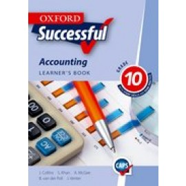 Oxford successful accounting CAPS: Gr 10: Learner's book