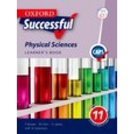 Oxford successful physical sciences: Gr 11: Learner's book