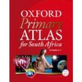 Oxford primary atlas for South Africa CAPS revision